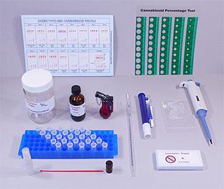 THC – CBD Test Kits