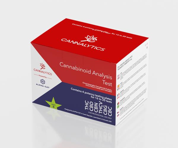 Cannalytics Supply Basic Test Kit