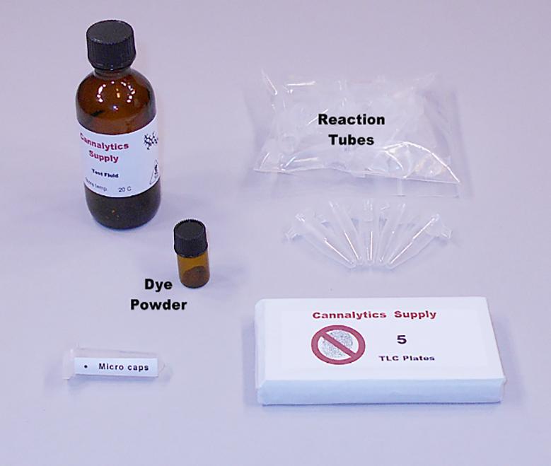 THC Test Refills | Cannalytics Supply